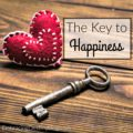 Do you know what the key to happiness is? Read about it at embracingdestinyblog.com