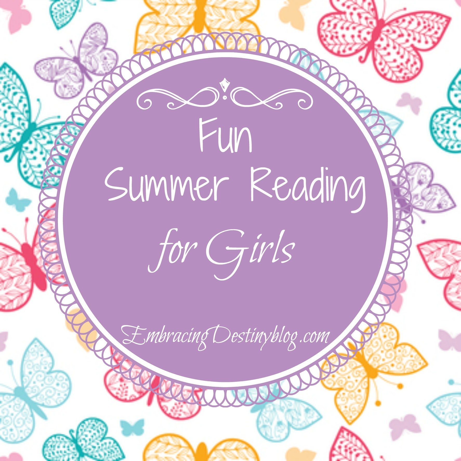 "Our ""just for fun"" summer reading list"
