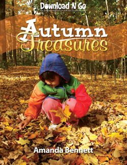 Autumn Treasures Unit Study and Lapbook by Amanda Bennett