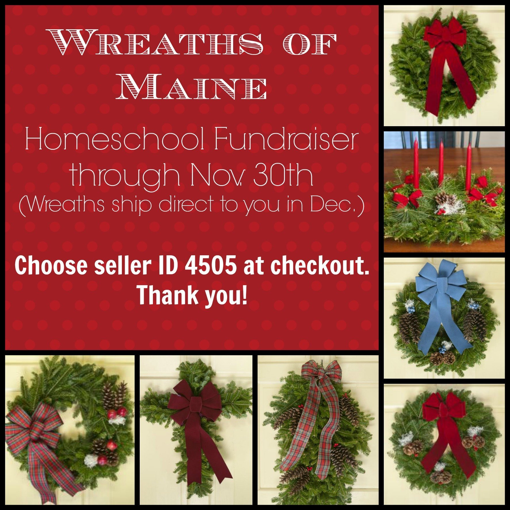 wreaths of maine