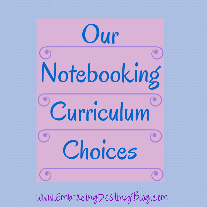 Our Favorite Notebooking Curriculum {Year Round Homeschooling}
