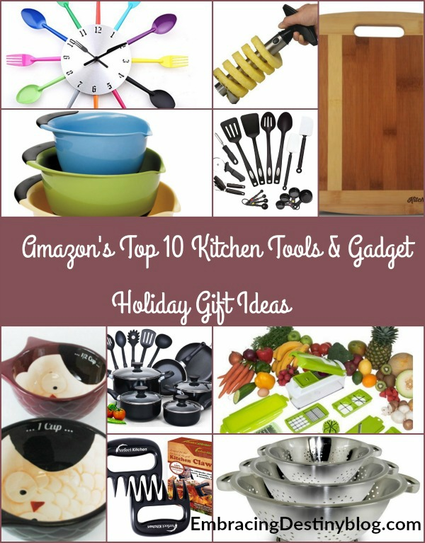 Top 10 must have unique kitchen tools and gadgets Funny kitchen gadgets gifts
