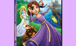 Enter for a chance to win The Swan Princess: Princess Tomorrow, Pirate Today! DVD.