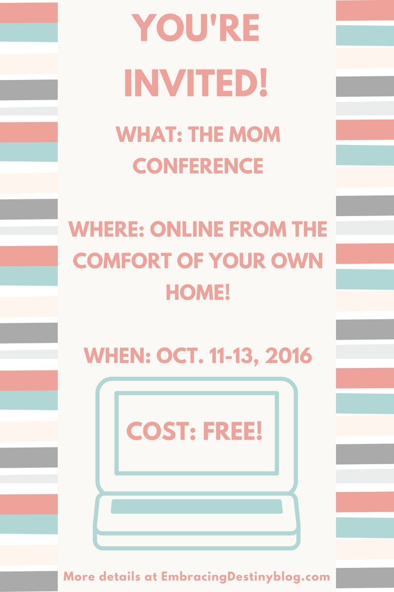 The Mom Conference Online